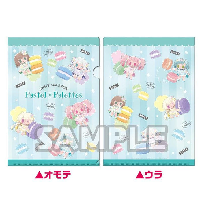 [New] BanG Dream! Girls band party! Clear File Sweets Party ver. Pastel * Palettes / Bushiroad Creative Release Date: Around August 2019