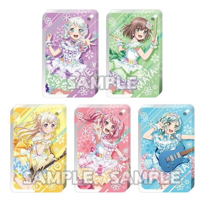 [New] BanG Dream! Girls band party! Carrium RICH Acrylic Keychain Pastel * Palette 1BOX / Bushiroad Creative Release Date: Around September 2019