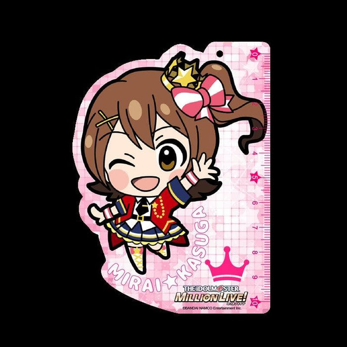 [New] Idol Master Million Live! Scale key chain Mirai Kasuga / Tsukuri Release date: Around March 2018