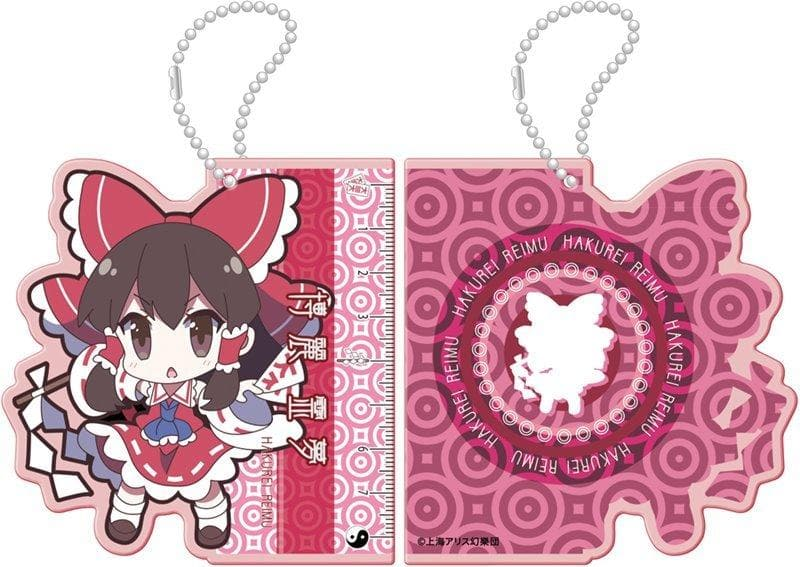 [New] Touhou Project Scale Strap Reimu Hakurei / Tsukuri Release Date: May 2018
