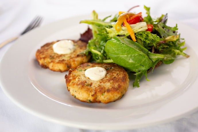 Chef Nick's Famous Crab Cakes