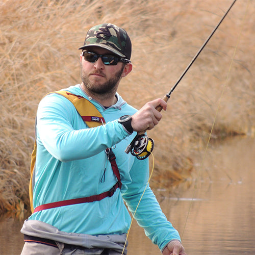 Fly Fishing Guide Michael