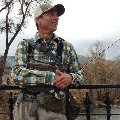 Fly Fishing Guide Rich
