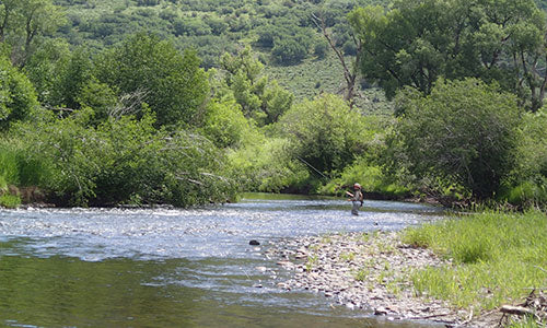 Private Fly Fishing Water Kuntz Ranch