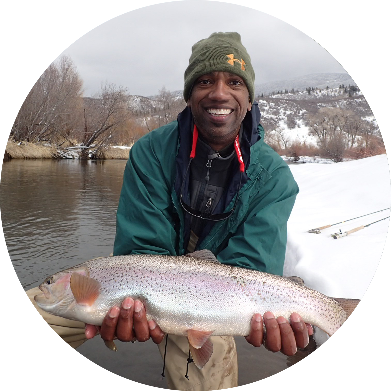 Guided Wade Fly Fishing Trips
