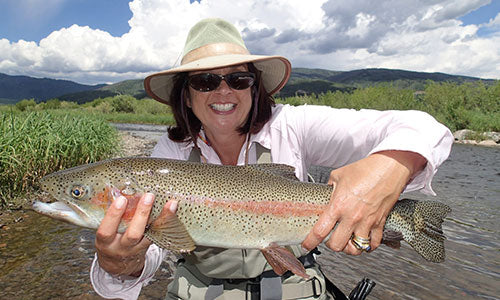 Private Fly Fishing Water Whispering Willows Ranch
