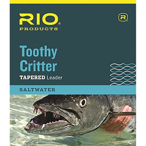 Rio Toothy Critter 7.5ft 20Lb Leader