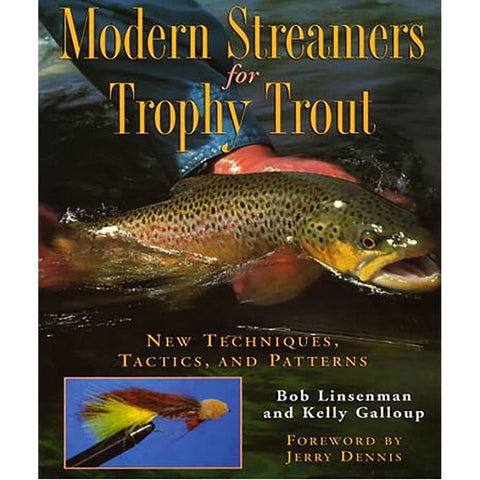Modern Streamers for Trophy Trout