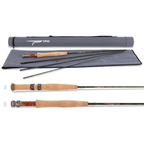 Temple Fork 479-4 Finesse Fly Rod