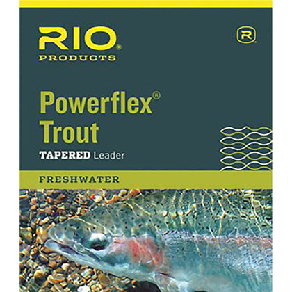 Rio Powerflex Leader 7.5 Ft