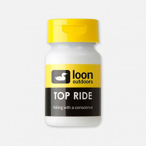 Loon Top Ride Shake