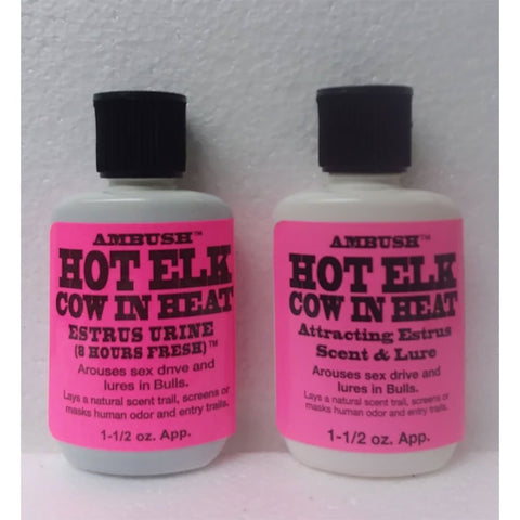 Hot Elk Cow-In-Heat 1 1/2 oz.