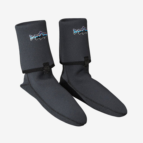 Fly Fishing Neoprene Socks with Gravel Guard