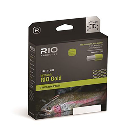 Rio InTouch Gold Fly Line WF