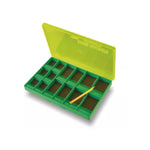 Hareline Dubbin Magnetic Hook Box - 4X6""