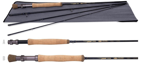 Temple Fork 890-4 Clouser Fly Rod