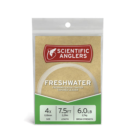Scientific Anglers Freshwater Leader 9ft