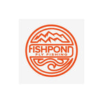 Fishpond Headwater Sticker