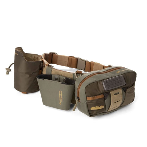 Umpqua Wader Belt - Olive Loaded