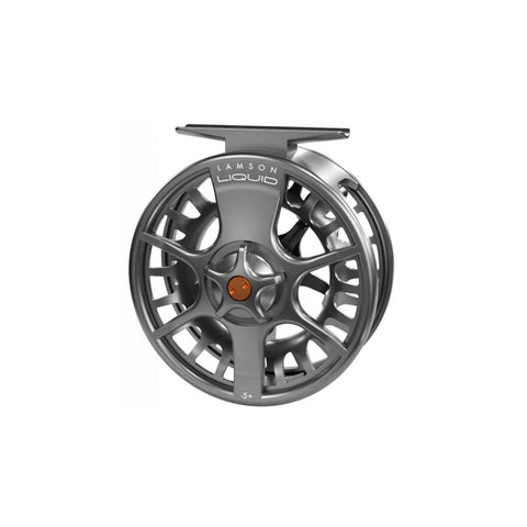 Lamson Liquid - 5+ Fly Reel