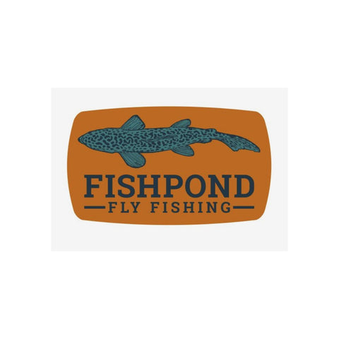 Fishpond Cruiser Sticker