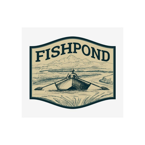 Fishpond Drifter Sticker