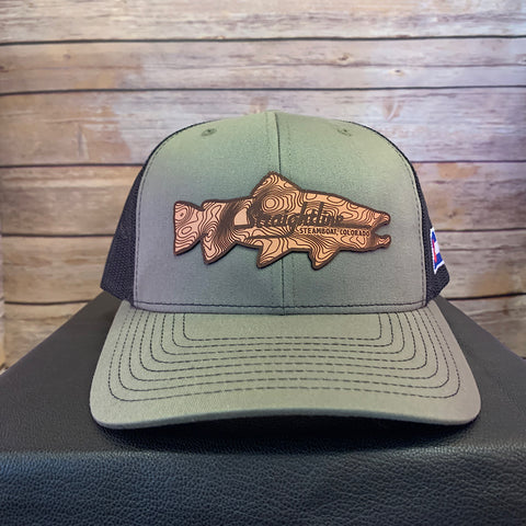 Straightline Steamboat CO Cap