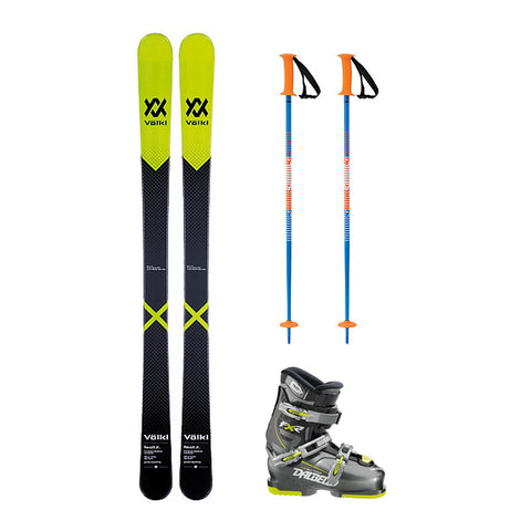 Kids Performance Ski Package
