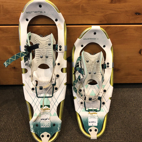 Tubbs Wilderness Ladies Snowshoes - USED