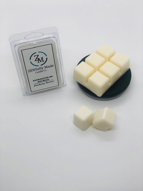 Cranberry Harvest Wax Melts - ZENfully Made Candle Co.