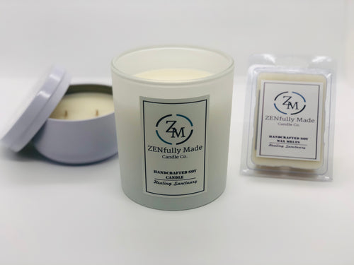 More ZEN - ZENfully Made Candle Co.