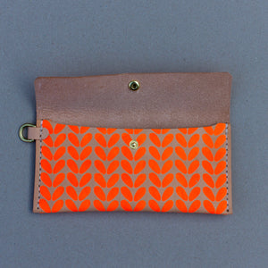 SINGLE SNAP ENVELOPE POUCH
