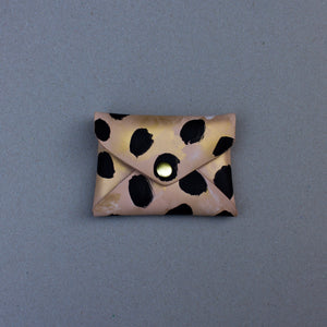 MEDIUM CHEETAH POUCH