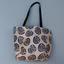 Load image into Gallery viewer, HAND STAMPED TOTE