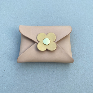 SMALL FLOWER POUCH
