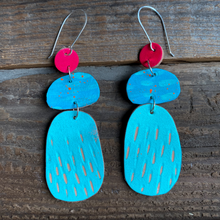 "Load image into Gallery viewer, ""Perfectly Imperfect"" Earrings"