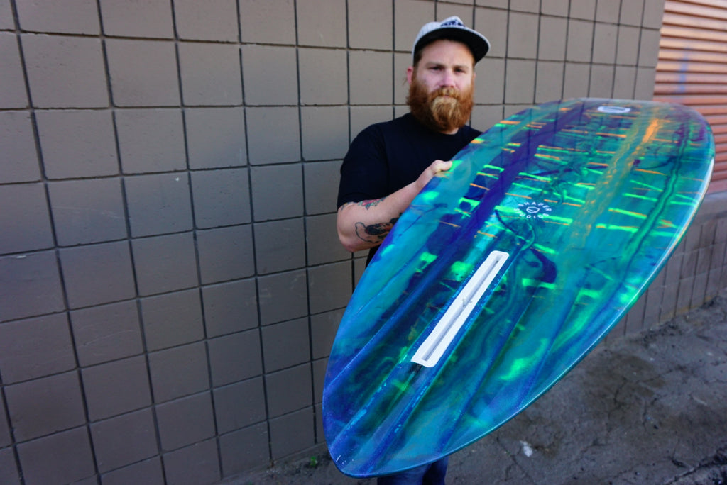 Win A FREE Surfboard!