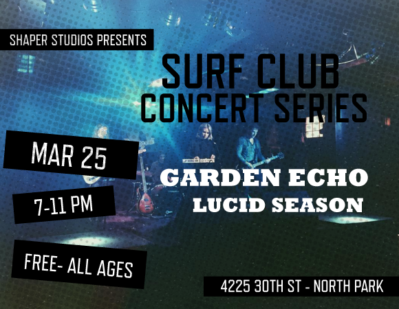 Surf Club Concert Series