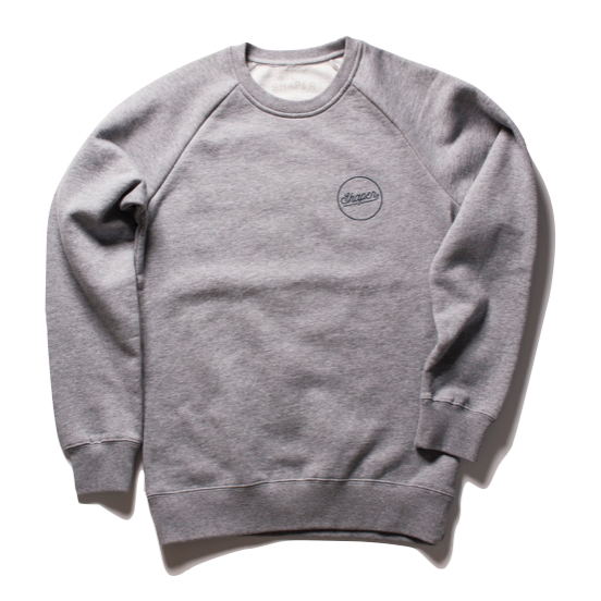 Shaper - Origins Crew (Grey)