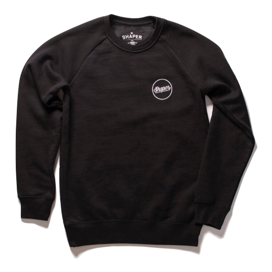 Shaper - Origins Crew (Black)