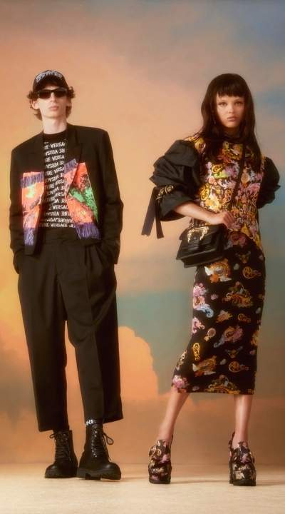 Versace Jeans Couture ss21 Blog