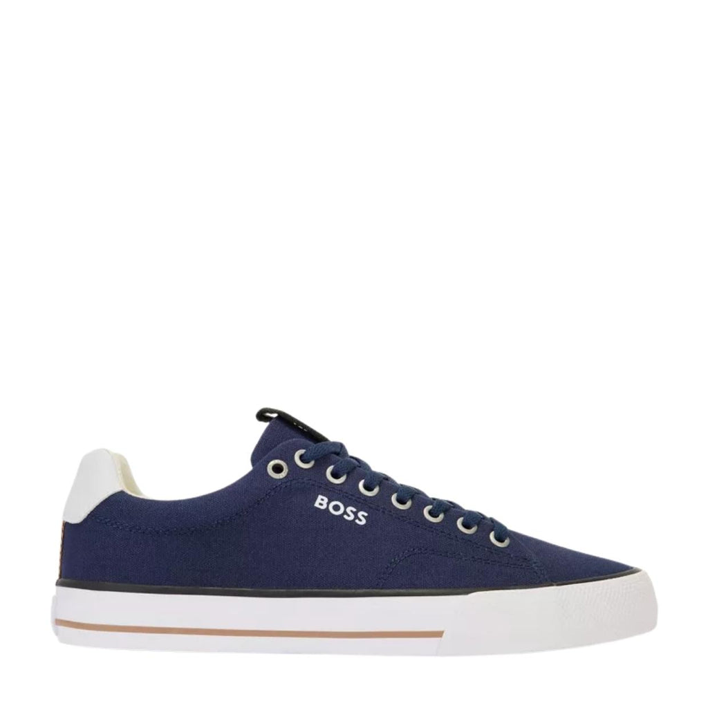 Hugo Boss Green Crew-neck T-shirt