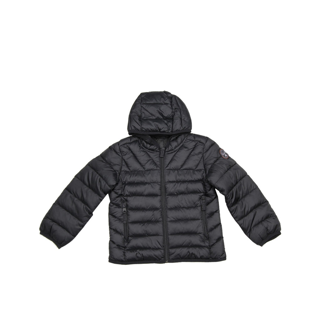 Napapijri Junior Quilted Black Jacket
