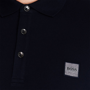 Boss Passerby Slim Fit Navy Polo Shirt