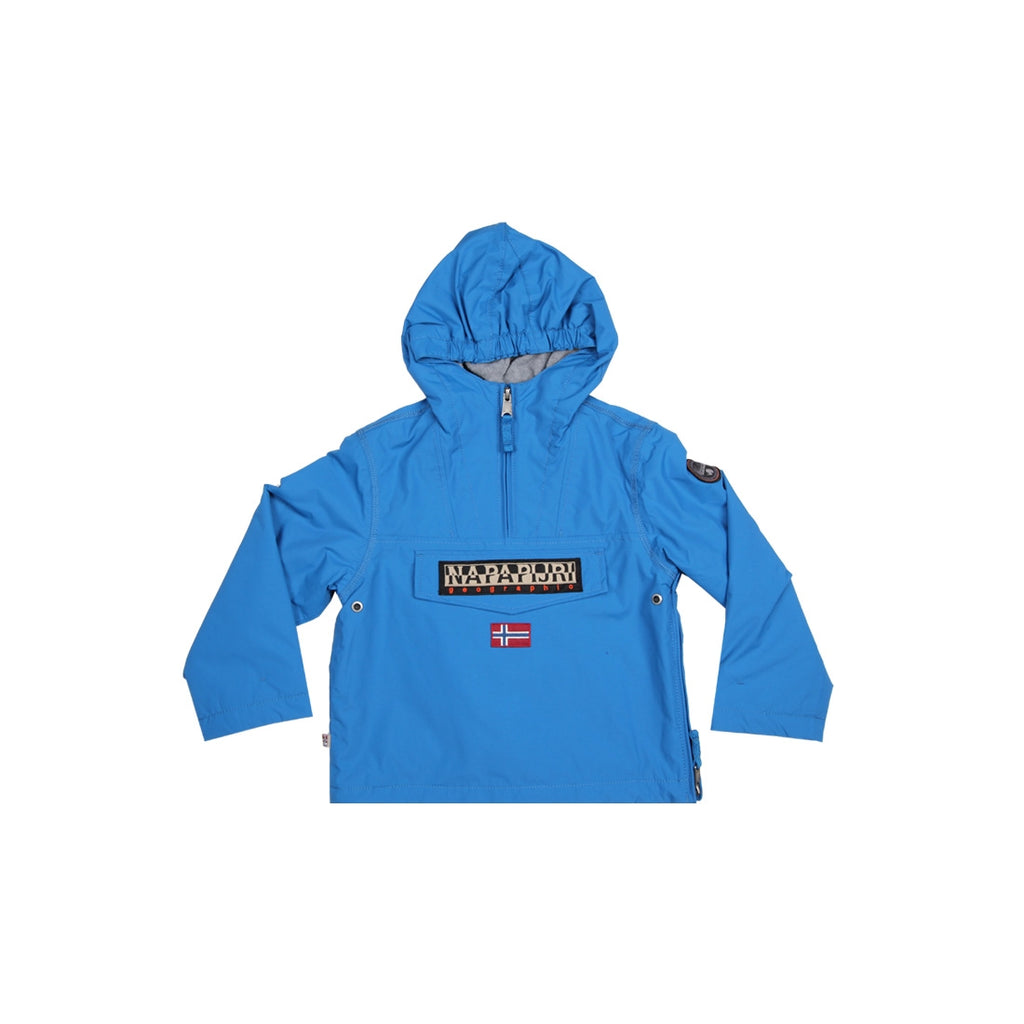 Napapijri Junior Rainforest Pullover Blue Jacket