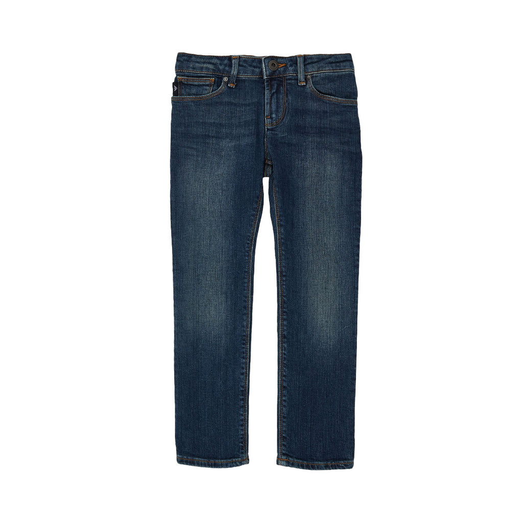 Armani Junior Five-Pocket Denim Jeans