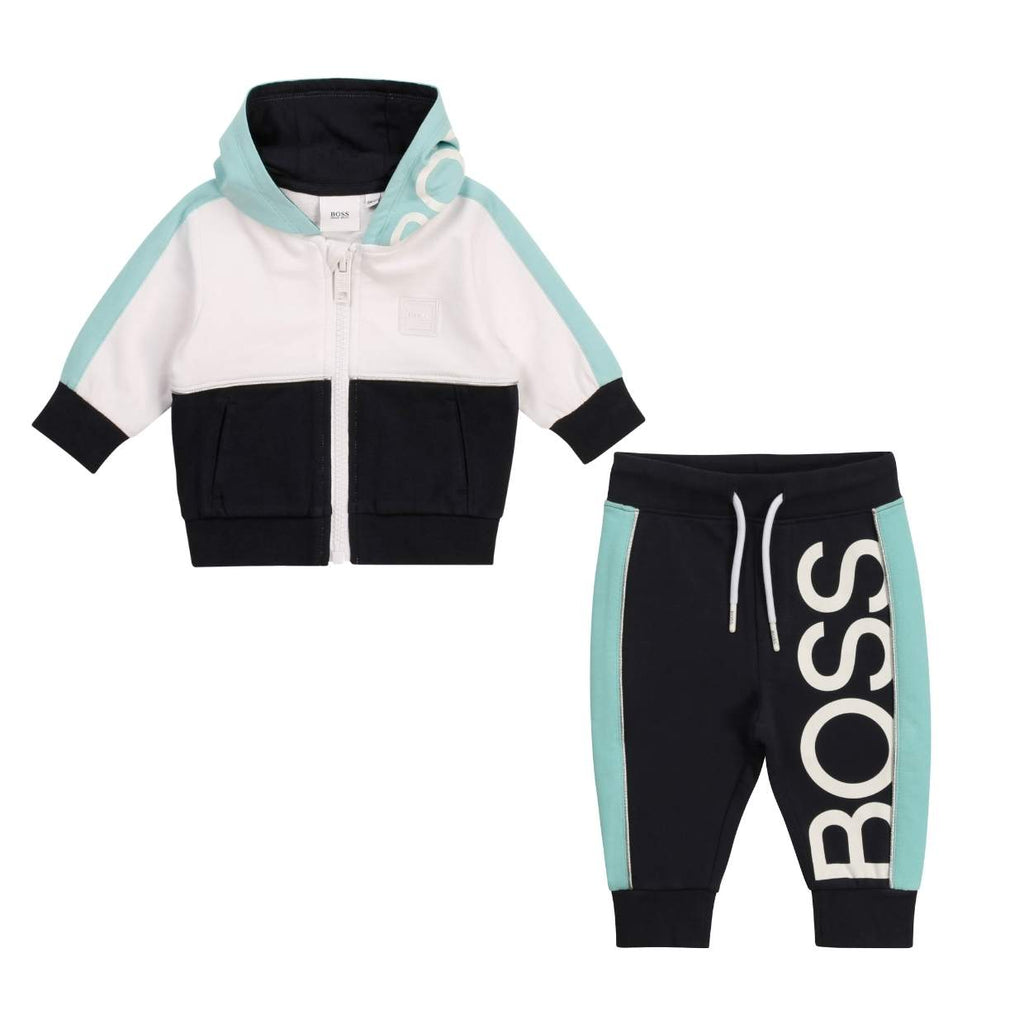 Boss Baby Colour Block Jogger Set