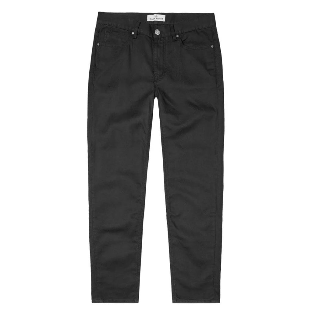 Vivienne Westwood Classic Black Tapered Jeans