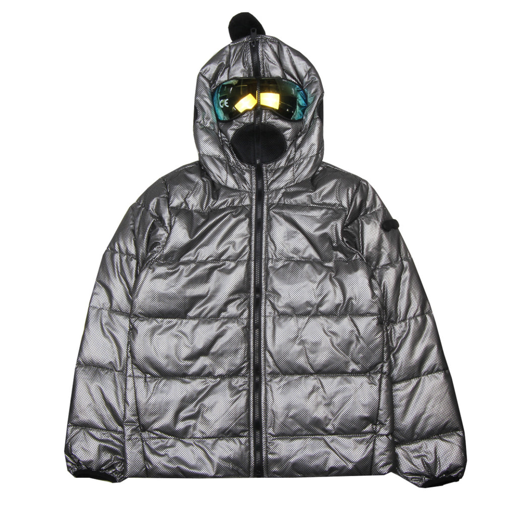Al Riders On The Storm Kids Silver Mirrorred Lenses Jacket