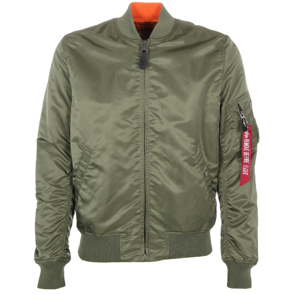 Alpha Industries USAF Green Jacket